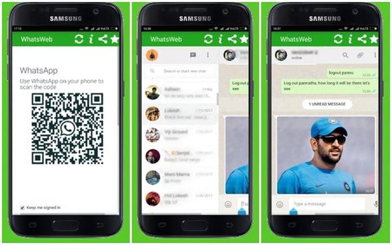 Clone WhatsApp