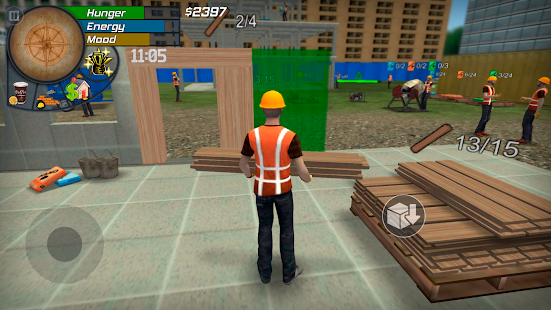 Big-City-Life-Simulator