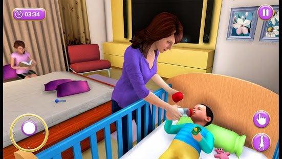 Mother-Life-Simulator-Game