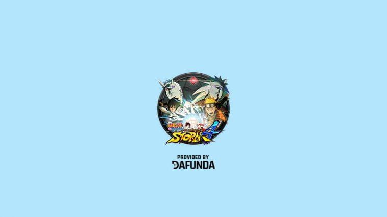 Naruto Ultimate Ninja Storm 4 PPSSPP