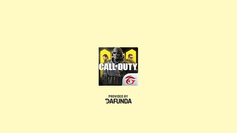 Download Call of Duty Mobile Terbaru
