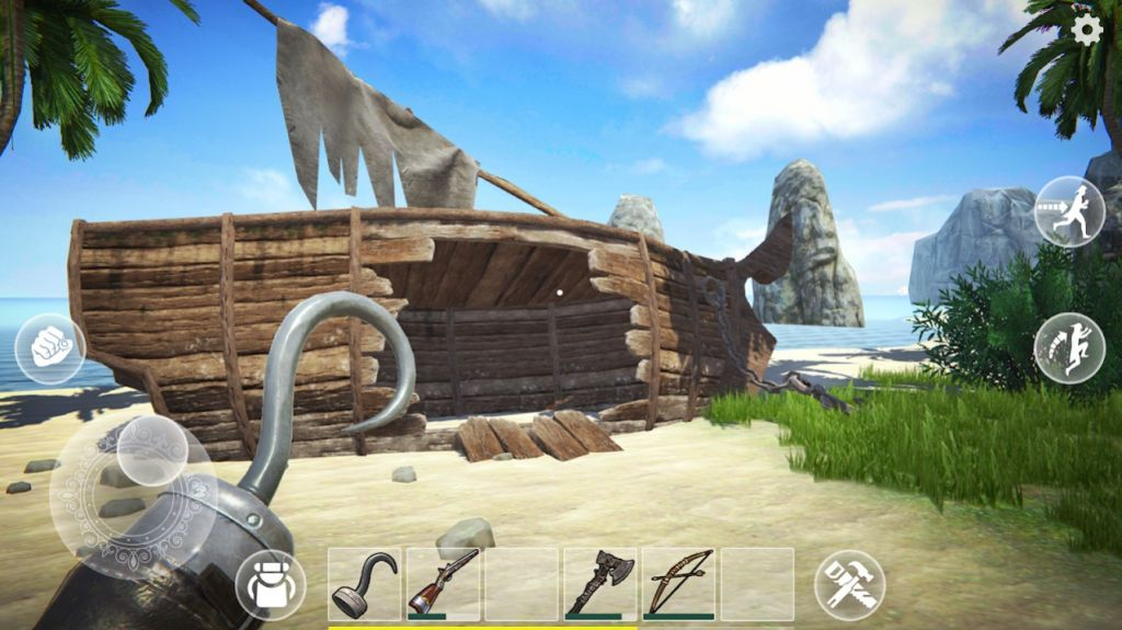 Download Last Pirate Island Survival