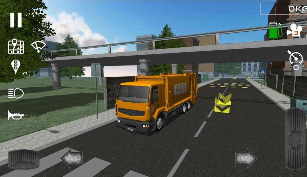 Download Trash Truck Simulator
