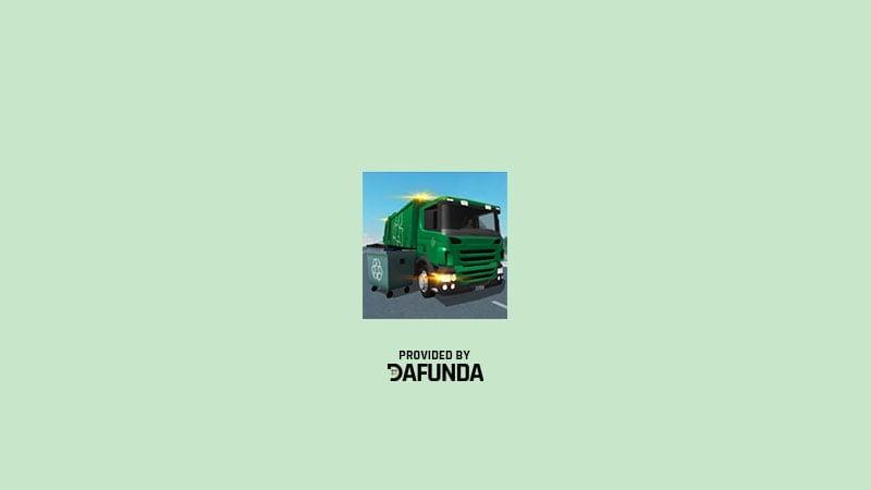 Download Trash Truck Simulator Terbaru