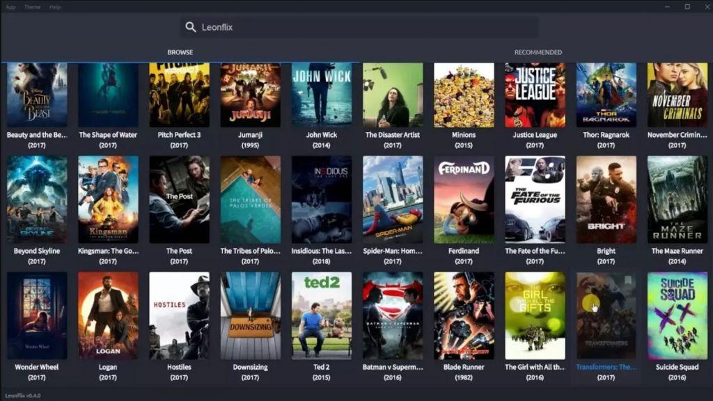 Download Leonflix Untuk Windows