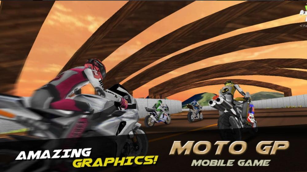 Download Thrilling Motogp Racing 3d