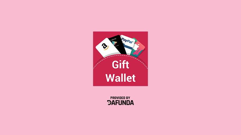 Download Gift Wallet Terbaru