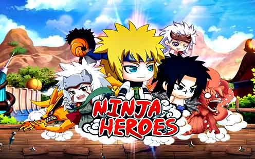 Download Ninja Heroes Mod Apk Android
