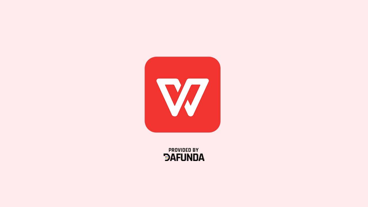 Download WPS Office MOD APK Unlocked No Ads Terbaru