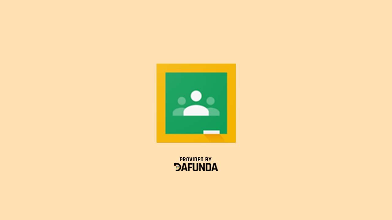 Download Google Classroom MOD APK Terbaru